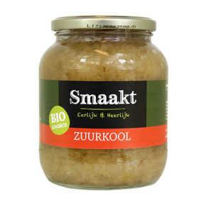 Smaakt Zuurkool Naturel Bio product photo