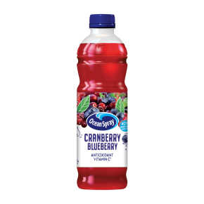 Ocean Spray Cranberry blueberry product photo
