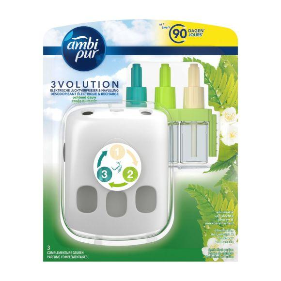 Ambi Pur 3Volution Ochtend Dauw elektrische luchtverfrisser product photo