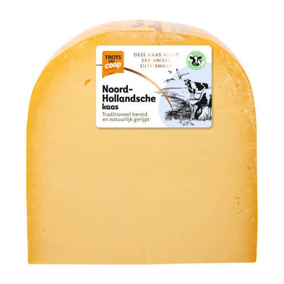 Trots van Coop Noord-Hollandsche jong belegen 35+ kaas stuk product photo