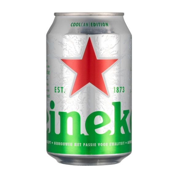 Heineken Premium pilsener coolcan blik product photo