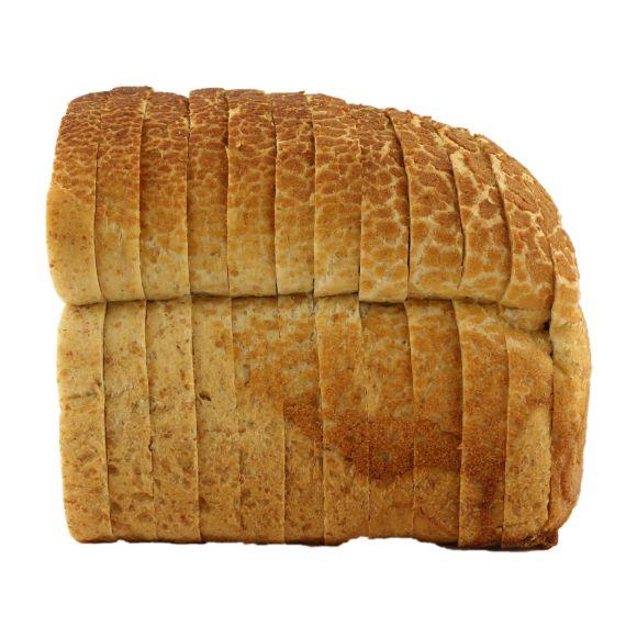 Boeren bruin tijgerbrood half product photo