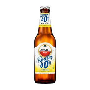 Amster Radler 0.0% citroen bier fles product photo