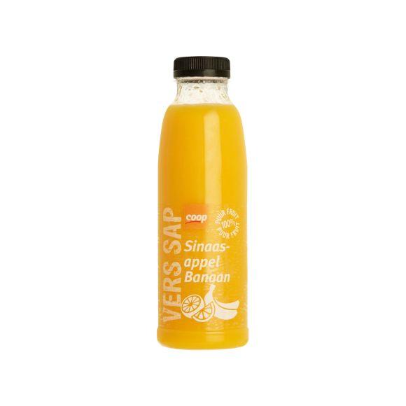 Coop vers sap sinaasappel banaan product photo