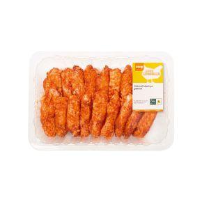 Scharrel kipwings gekruid product photo