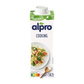 Alpro cuisine soya product photo