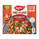 Iglo Ping&Klaar Lasagnette product photo