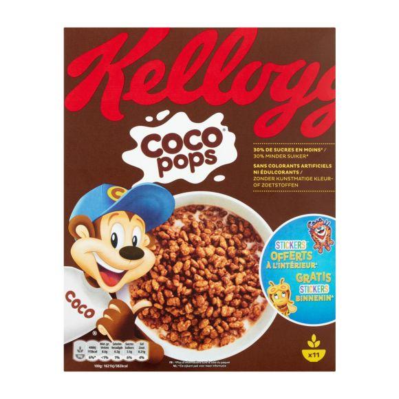 Kellogg's Coco pops product photo