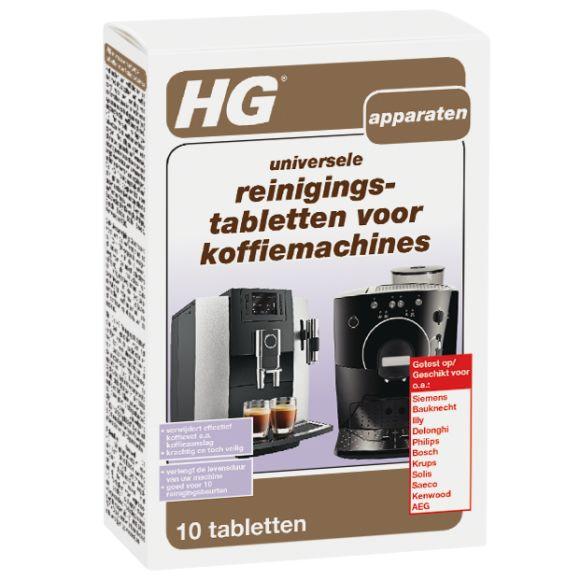 Reinigingstablet Koffiemachine product photo