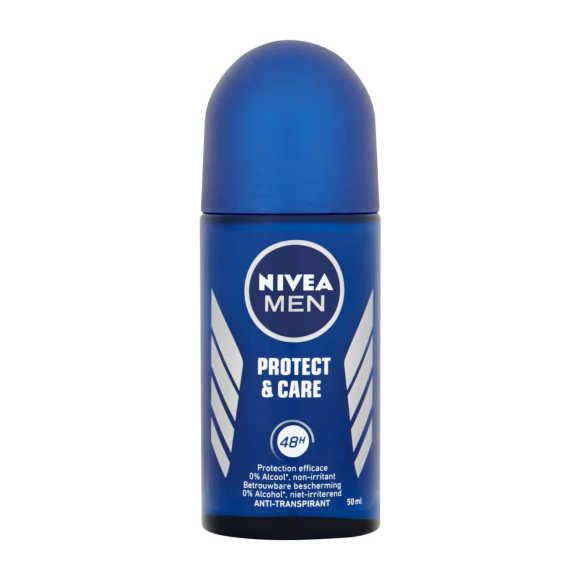Nivea Deoroller men protec & care product photo