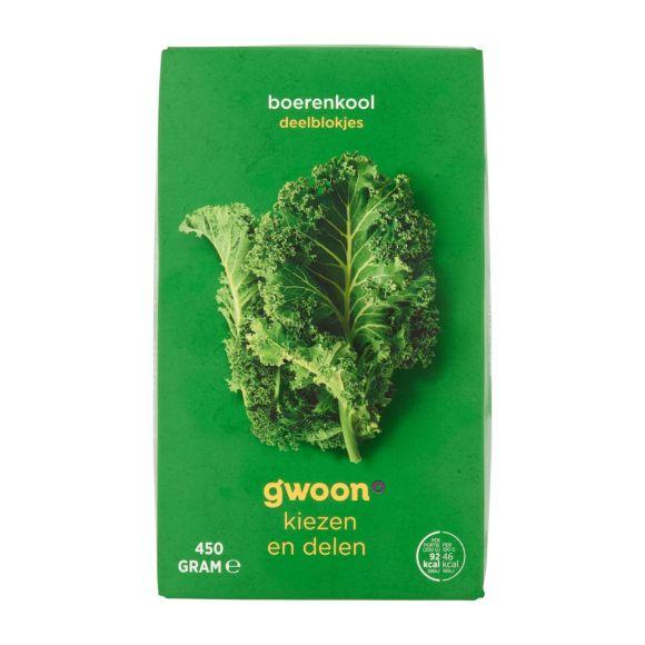 g'woon Boerenkool product photo