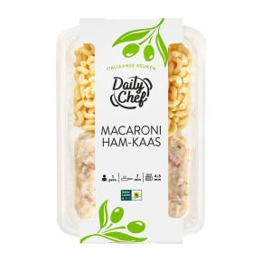 Daily Chef Macaroni ham kaas product photo