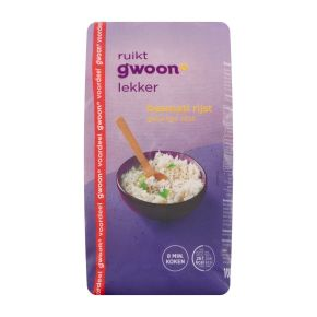 g'woon Basmati rijst product photo