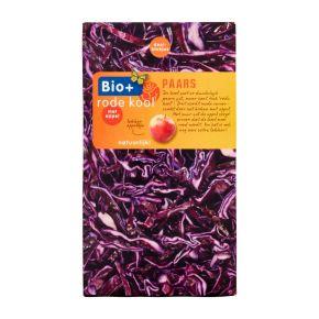 Bio+ Rode kool met appel product photo