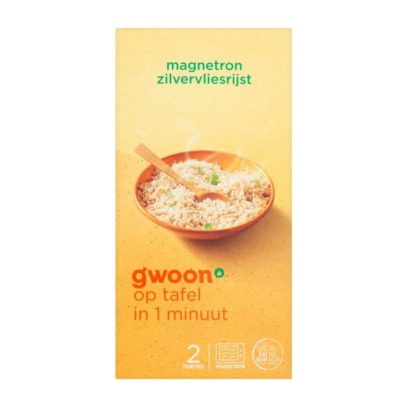 g'woon Zilvervlies rijst product photo