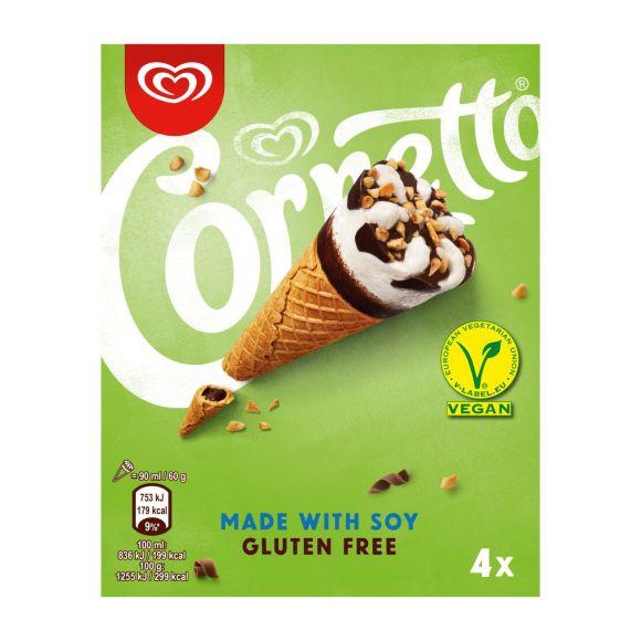 Cornetto Ola ijs free vegan product photo