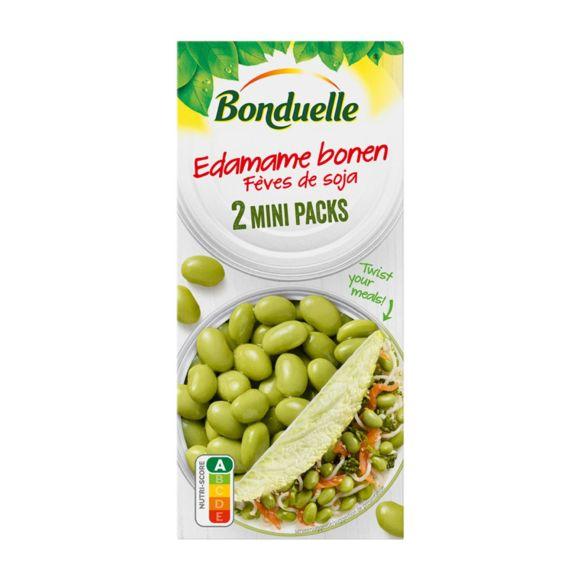 Bonduelle Edamame bonen 2 Mini's product photo