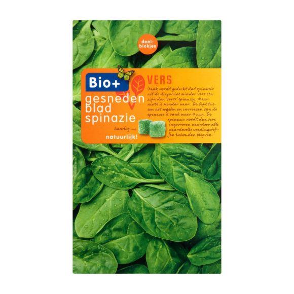 Bio+ Gesneden bladspinazie product photo