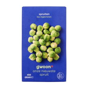 g'woon Spruiten product photo