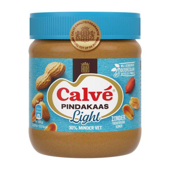 Calvé Pindakaas light product photo