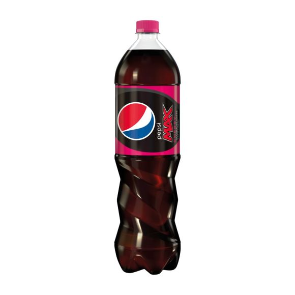 Pepsi Max cola cherry product photo