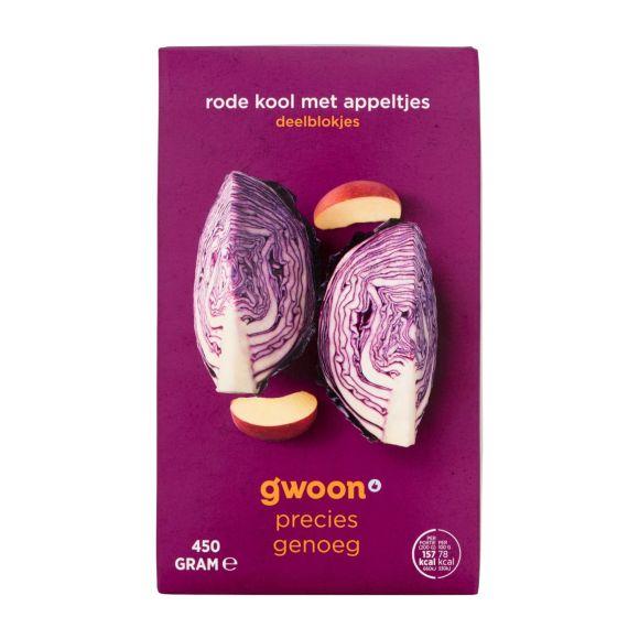 g'woon Rode kool met appeltjes product photo