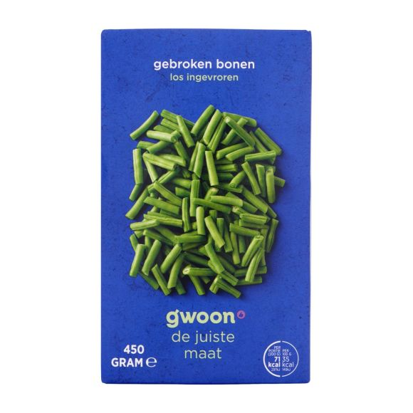 g'woon Gebroken bonen product photo