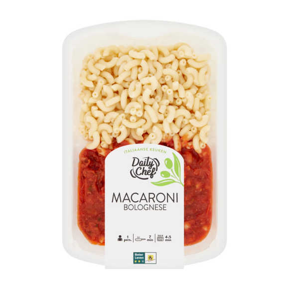 Daily Chef Macaroni bolognese product photo
