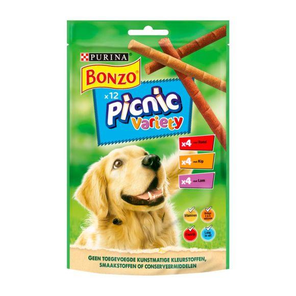 Bonzo Picnic variety product photo