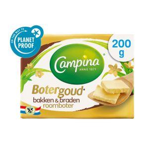 Campina Botergoud roomboter voor bakken & braden product photo