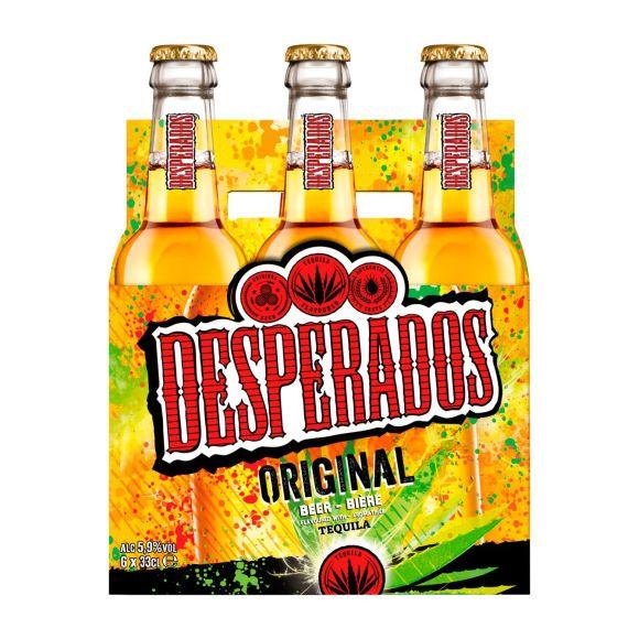Desperados original Bier fles 6 x 33 cl product photo