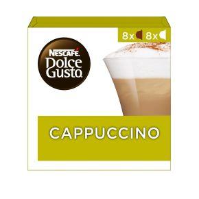 Nescafé Dolce gusto cappuccino capsules product photo