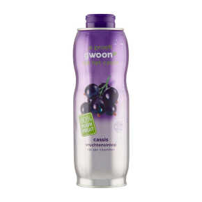 g'woon Siroop cassis product photo