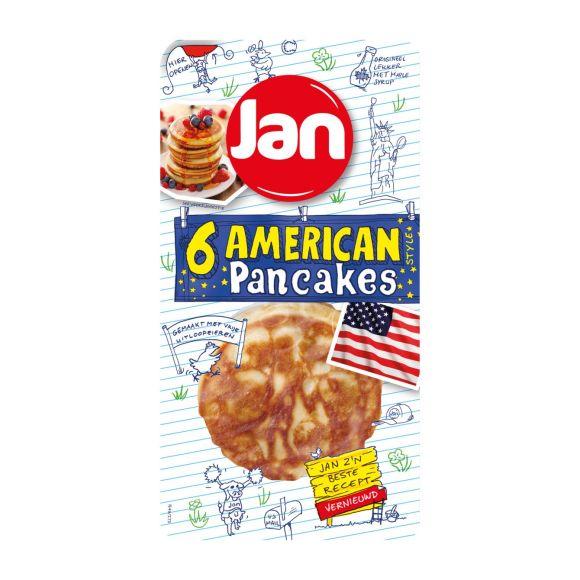Jan American pancakes product photo
