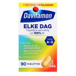 Elke Dag tabletten, 90 stuks product photo