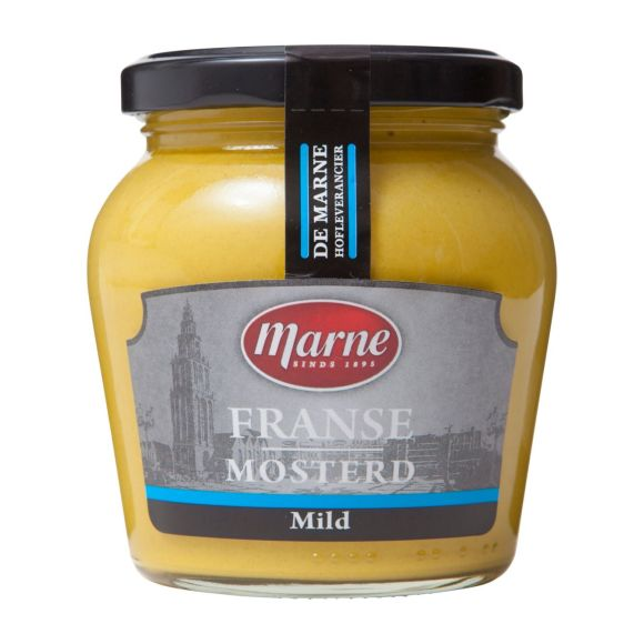 Marne Franse mosterd mild product photo