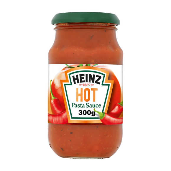Heinz Pastasaus hot product photo