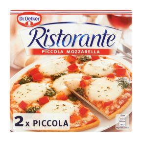 Dr. Oetker Mini Pizza Ristorante Piccola Mozzarella product photo