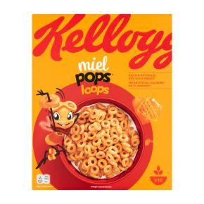 Kellogg's Honey pops loops product photo