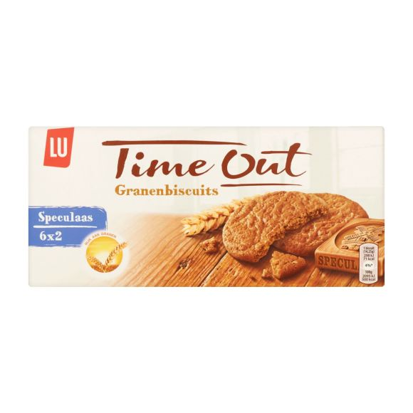 LU Time Out granenbiscuits speculaas product photo