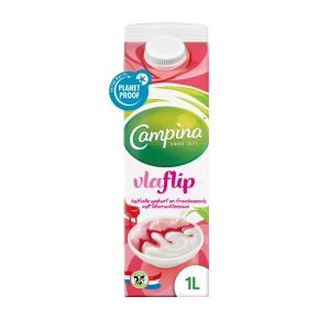 Campina Vlaflip framboos product photo