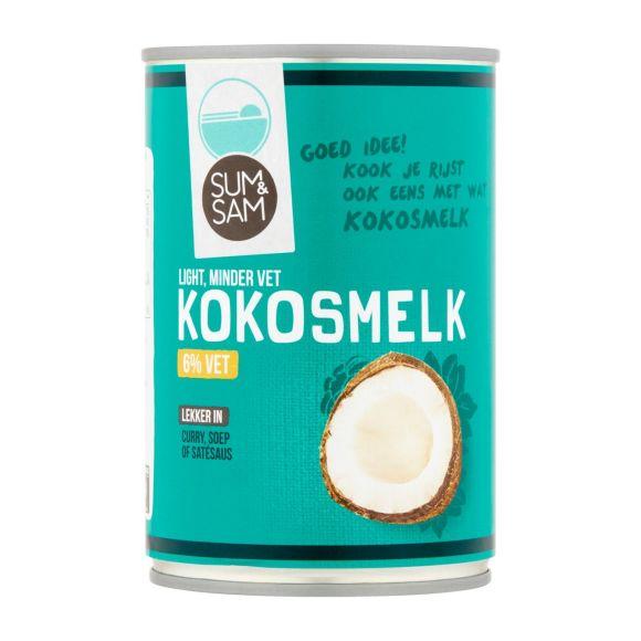 Sum & Sam Kokosmelk product photo