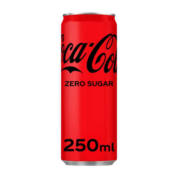 Coca Cola Zero product photo