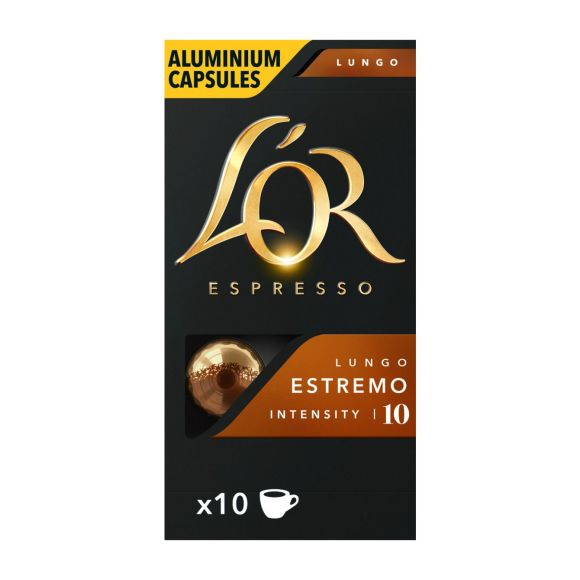 L'OR Lungo estremo koffiecups product photo