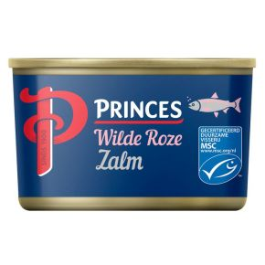 Princes Roze zalm wild gevangen product photo