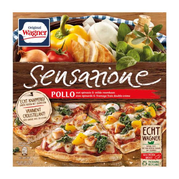 Wagner Sensazione pizza pollo product photo