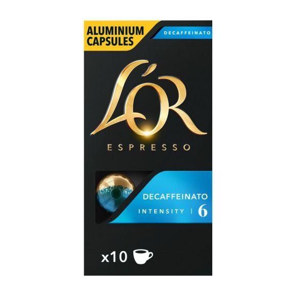 L'OR Espresso decaffeinato koffiecups product photo
