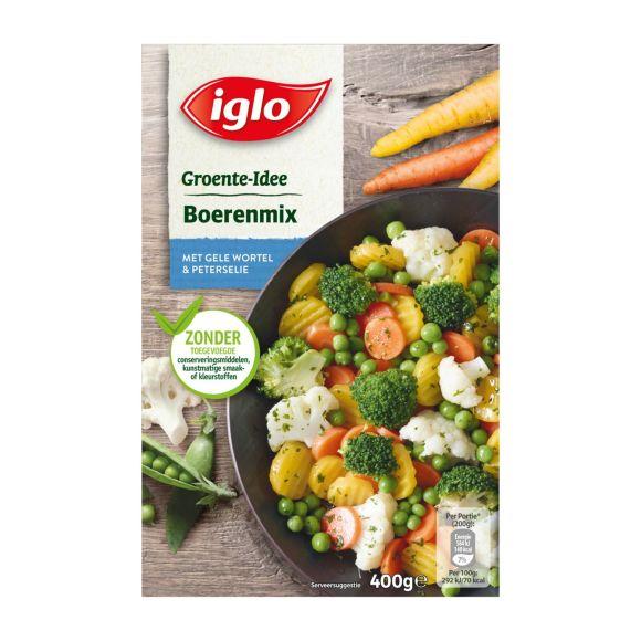 Iglo Groente-Idee Boerenmix product photo