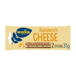 Wasa Sandwich cheese product photo
