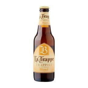 La Trappe Trappist blond bier product photo